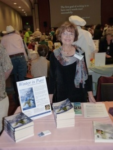 Victoria at the Palm Springs Writer's Expo March 2012