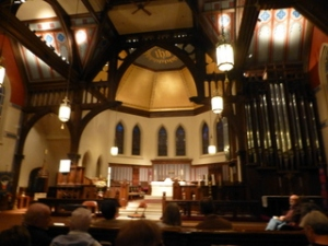 Grace Church, New Bedford, MA