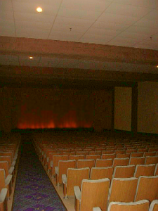 '50s Style Theater seating