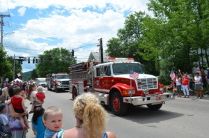 Waterbury, VT, Parade