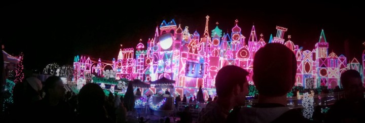 It's A Small World (c) 2013, T. Stewart Cell Phone