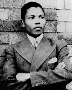 Nelson Mandela (1918-1963), Anti-Apartheid Revolutionary, Politician and former President of South Africa (first Black president, and philanthropist