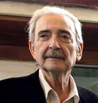 Juan Gelman (1930-2014) Argentine poet, jounalist and activist