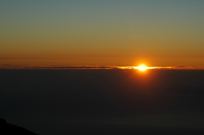 Haleakala Sunset by Terri Stewart