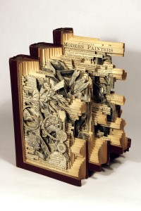 Book Art by Brian Dettmer