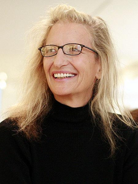 Annie Leibovitz by Robert Scoble under CC A 2.0 generic license