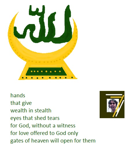 7 islam hands that give