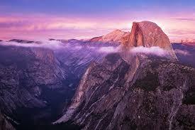 Half Dome--Yosemite