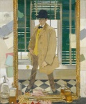 William_Orpen,_Self-Portrait,