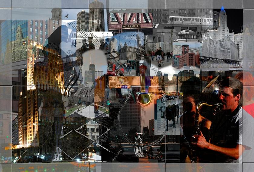 Blue Notes—Chicago, Paris Sax