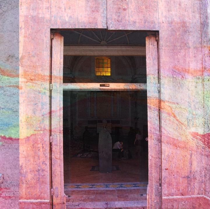 Door Digital art ©2015 Michael Dickel