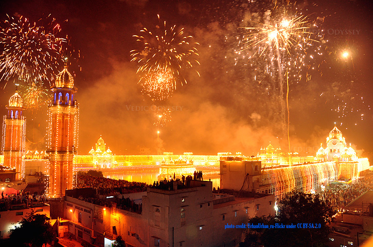 From the 11th through the 15th our Hindu, Sikh, Jain and Buddhist brothers and sisters celebrate Dawali, the Festival of Lights, the victory of light over darkness.