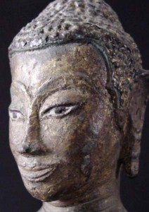 Chiang Sien/Laos Buddha from Thailand courtesy of The Buddha Gallery