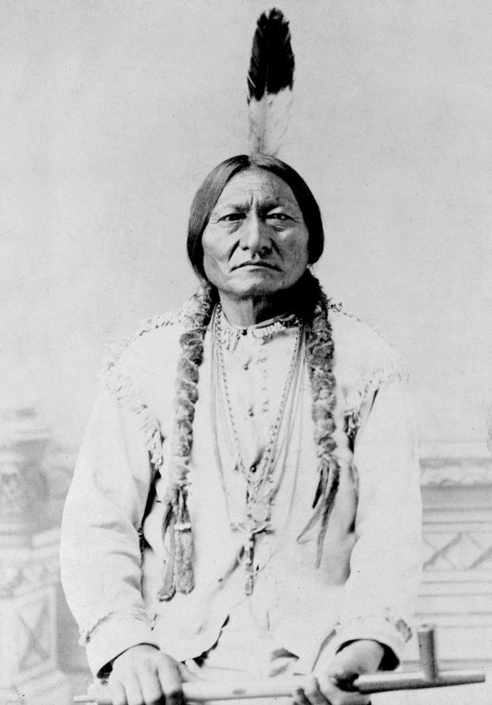 Sitting Bull Tȟatȟáŋka Íyotȟake