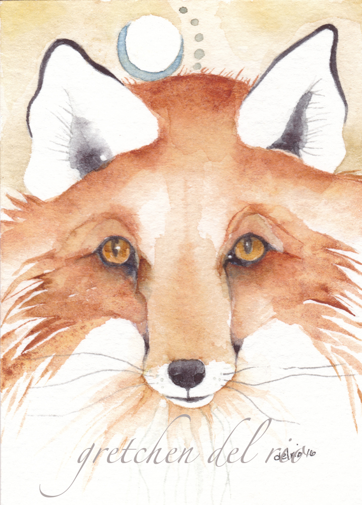 watercolor aceo 3/2016