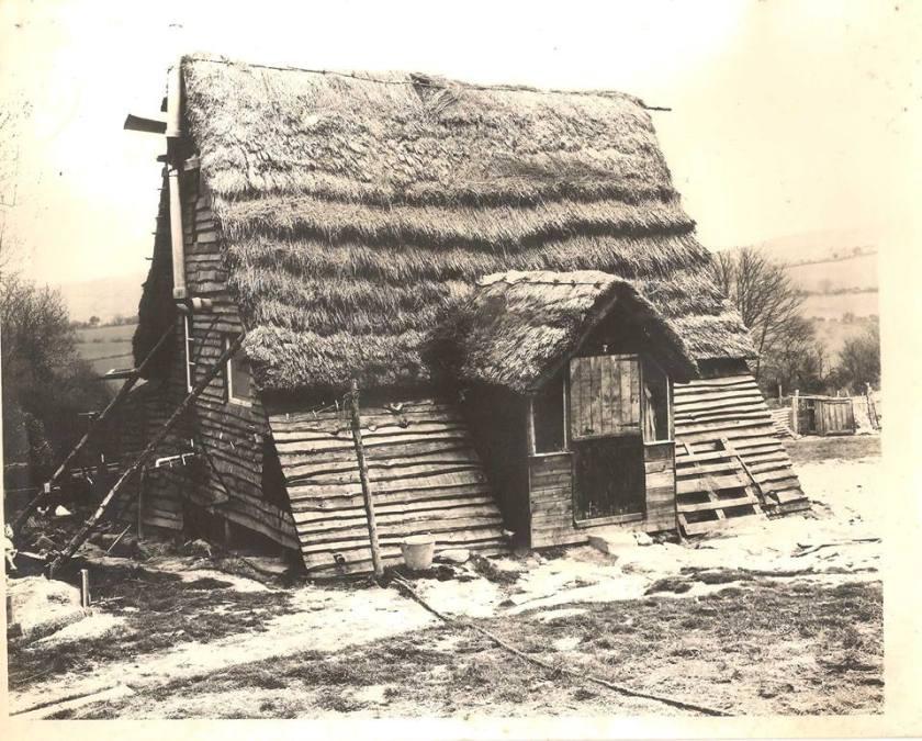 The House that Dad Built (circa1979) c Luke Prater