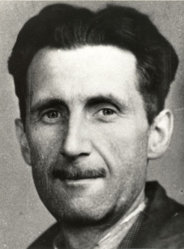 George Orwell photo