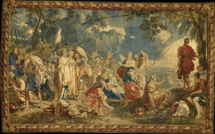 Jan_van_Orley,_Augustin_Coppens_-_Crossing_of_Red_Sea