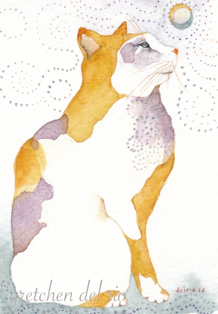 watercolor aceo 11/2014