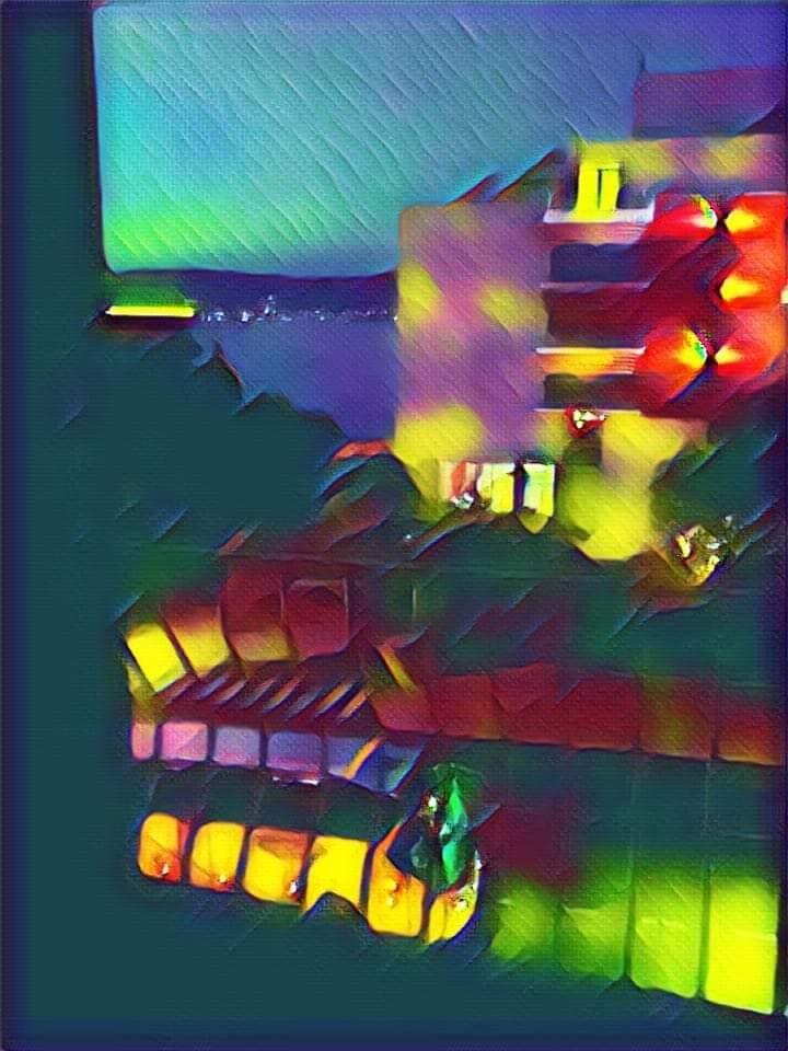 Colourful World - Digital Work - Miroslava Panayatova