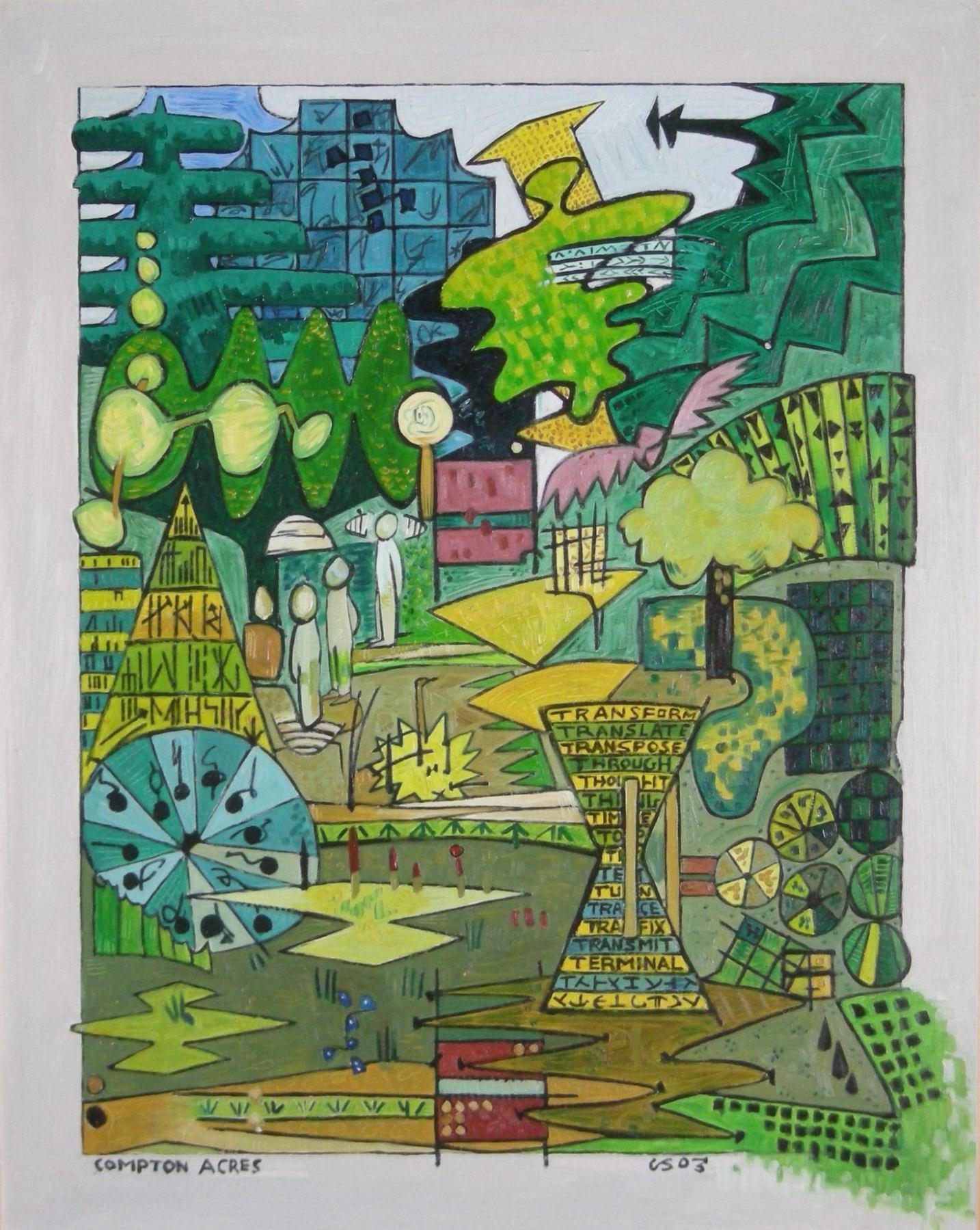 Compton Acres - Gerry Shepherd