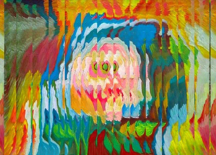 Illusions - Digital Work - Miroslava Panayotova