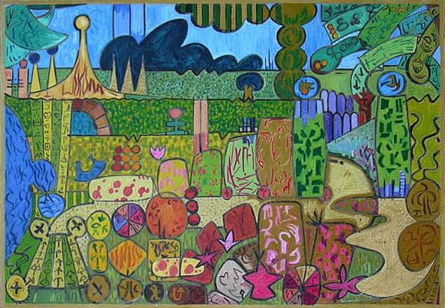 Spirit of the Garden - Gerry Shepherd