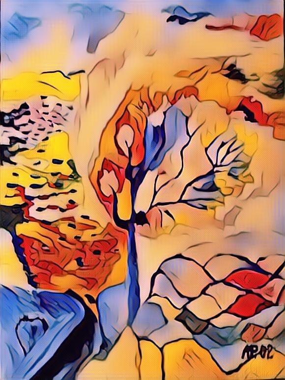 Variants - Digital Work - Miroslava Panayotova