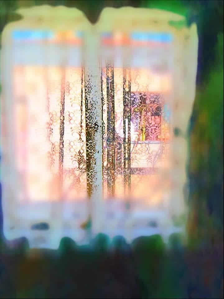 Window - Digital Work - Miroslava Panayotova